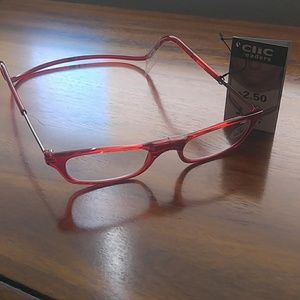 Chic Readers +2.50 Magnetic Wear